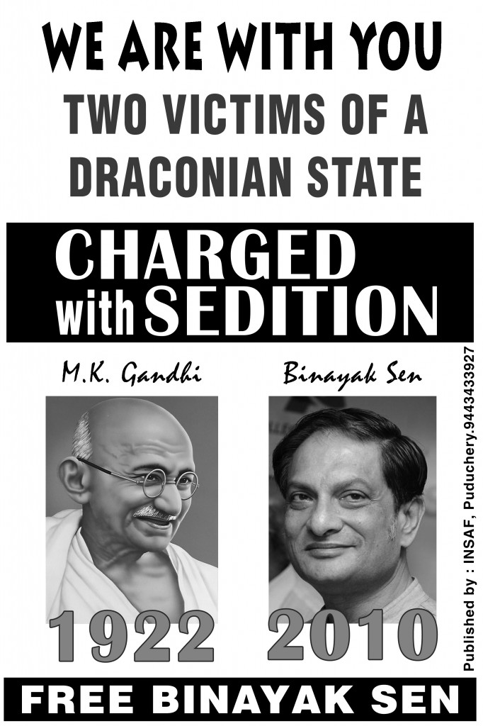 Speech, Sedition and the State