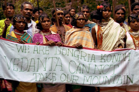 13pic Sanjay Basu Mallick on Adivasi Struggles in India