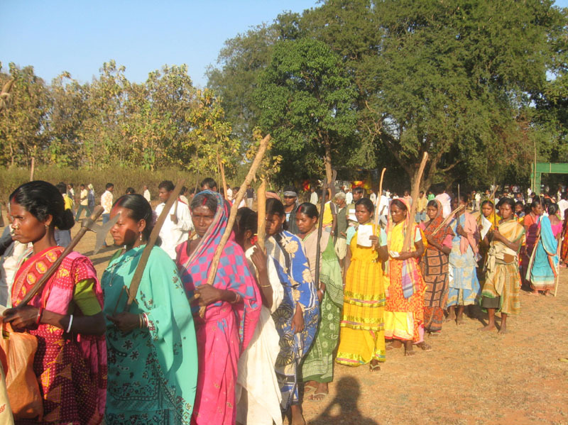 9pic Sanjay Basu Mallick on Adivasi Struggles in India