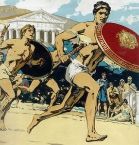 Olympics Ancient Greece 286x300 Olympics Games & Manifestation of Sports under Capitalism