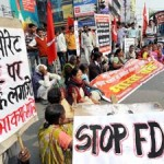 Opposition to FDI Retail