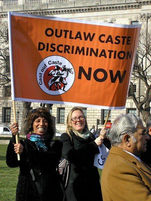 Caste Emphasis On Discrimination
